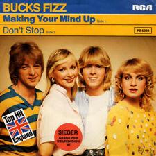 Bucks Fizz – Making Your Mind Up -  45 RPM