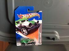 Hot Wheels  Hotwheels Video Game Heroes Shell Shock # 235
