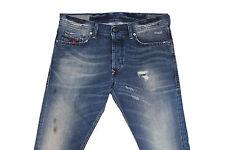 Diesel Tepphar 0850 H SLIM CAROTTE Jeans W33 L32 100% Authentique