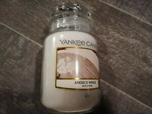 Yankee Candle NEW Large Jar ANGELS WINGS