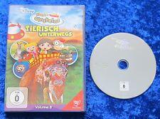 Kleine Einsteins Tierisch unterwegs Volume 8, Disney DVD