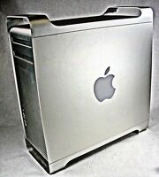 Apple Mac Pro w/ 2x 2.33GHz QC (octa-Core), 32GB, 240GB SSD+1TB El Capitan A1186