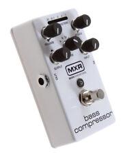 MXR M87 Bass Compressor Effects Pedal MINT