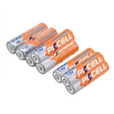 PKCELL 8pcs AA NiZN 1.6V 2500mWh Ni-Zn 2A Rechargeable Batteries For RC Car Toy