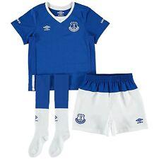 Umbro Full Kit Home Football Shirts (English Clubs)