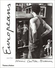 Henri Cartier-Bresson: Europeans, Jean Clair, New,