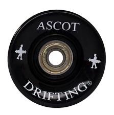 AscotDrifting Black Cruiser Wheels 60mm Abec-7 Bearings