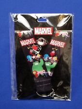 SDCC 2015 MARVEL PIN Nick Fury w/ Lanyard SKOTTIE YOUNG