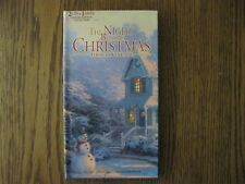 The night before Christmas 2 CD + 1 DVD Limited Edition collection EX+ T kinkade