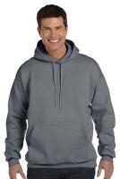 Hanes Hoody New Sweatshirt Men's 10 oz Ultimate Cotton 90/10 Pullover. F170