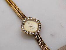 Vintage Audemars Piguet Diamond Cocktail Watch - 18k Yellow Gold - 1.40 Ct