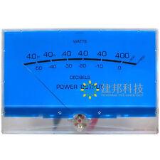 1pcs P 200 Water Blue Vu Meter A Power Amplifier Tube Db Table Audio Power Meter
