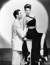 Robert Taylor and Ava Gardner,UNSIGNED photo - H7892  - The Bribe
