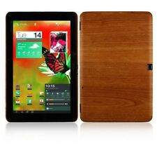 Skinomi Light Wood Full Body Cover+Screen Protector for Acer Iconia Tab A700