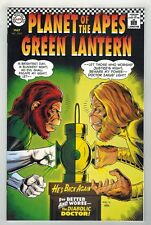 PLANET OF THE APES/GREEN LANTERN #2 PAUL RIVOCHE VARIANT COVER - 1/10