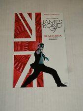 Dynamite JAMES BOND BLACK BOX #1 NM/M