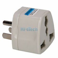Universal EU AU To US AC Power 3Pin Plug Travel Adapter/Adaptor Converter Outlet