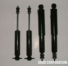 1960-1964 Ford Galaxie Gabriel Gas Shock Absorbers Front and Rear