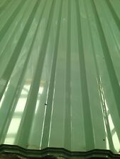 POLYCARBONATE ROOFING SHEETS 1.8 M  LENGTHS - GUM LEAF GRECA PROFILE