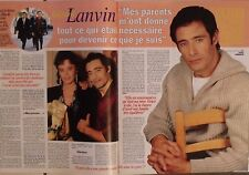 Gérard Lanvin Lova Moor Serge Lama (cover) Pierre Cosso