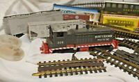 Miniature Toy Train Track Freight Car Huge Mixed Lot Fleischmann Bauchmann