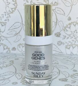 Sunday Riley Good Genes All-In-One Lactic Acid Treatment 15mL/ 0.5oz Travel Size