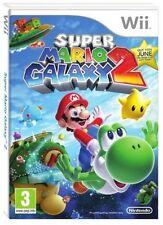 Super mario galaxy 2 Wii-NINTENDO WII-excellent - 1st classe livraison