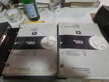 JOHN DEERE 450LC EXCAVATOR OPERATION, TEST&REPAIR TECHNICAL MANUAL TM1671 TM1672