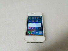 Apple iPhone 4s - 16GB - White (AT&T) A1387 (CDMA + GSM) Unit 5216
