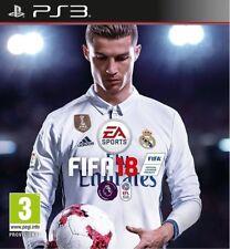 (lesen Sie Beschreibung) FIFA 18 PS3