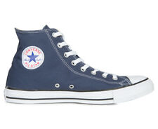 b8df5eb702eb53 Converse Trainers Chuck Taylor All Star Hi Navy Unisex SNEAKERS UK 7