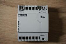 Phoenix Contact 24VDC 60W 2.5A Power Supply STEP-PS/1AC/24DC/2.5 2868651 24v PSU