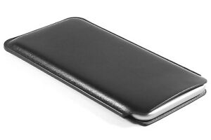 Apple iPhone 11 Sleeve Case Pouch - Premium Leather - Made in UK by CushCase