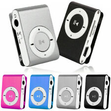 Mini Mp3 Player Portable Clip Usb Running Sport Music Play Support Micro Sd Card