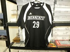 Binghamton University Bearcats Ncaa Game Worn Soccer Jersey #29 Short Sleeve