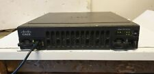 More details for cisco isr 4400 series integrated services router - isr4551-x tested