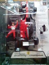 FERRARI F 248 f1 Anatomy of a Champion, Michael calzolaio 1:18,aus 2007!!! RARE