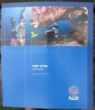 PADI Manual - Deep Diver - Tieftauchen
