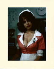 MADELINE SMITH LIVE LET DIE JAMES BOND PP MOUNTED SIGNED AUTOGRAPH PHOTO PRINT
