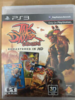 Jak and Daxter Collection (Trilogy) - PS3 - New & Sealed