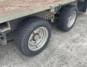 2011 Ifor Williams Flatbed Trailer