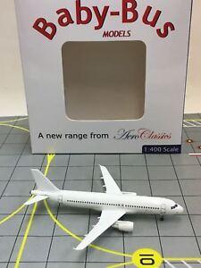 RARE AeroClassics Sample Blank 1:400 Airbus A320