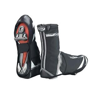 BBB Overshoes Cycling Speedflex Shoe Covers Bike Cycle Mens Womens Black 39-40