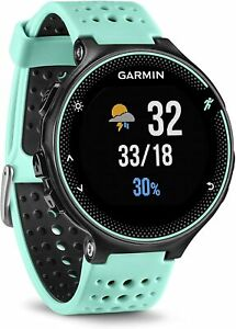 Garmin Forerunner 235 - Frost Blue (Garmin Manufacturer Refurbished)