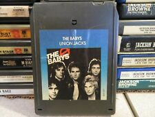 THE BABYS Union Jacks (8-Track Tape)