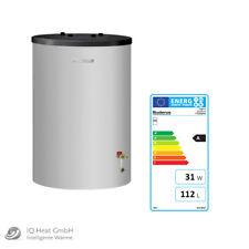 Buderus Logalux Es120 S-a Edelstahl Trinkwasserspeicher Warmwasserspeicher Boile