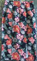 OASIS Skirt Size 8 Multi Floral NEW   Midi Pencil BNWT Work Smart Casual Office
