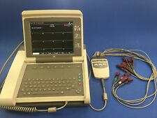 Ge MAC5000 Ecg Ekg Machine Completo con CAM-14 Adquisición Módulo ~ 60 Day Warr