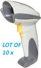LOT OF 10x Symbol Motorola DS6707 1D 2D Barcode POS Scanner +USB