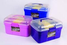 Lincoln Grooming Kit - Adult Horse Grooming Kit - Blue, Pink or Purple